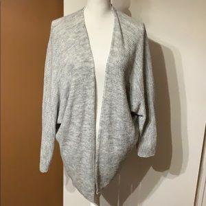 Brandy Melville gray cardigan